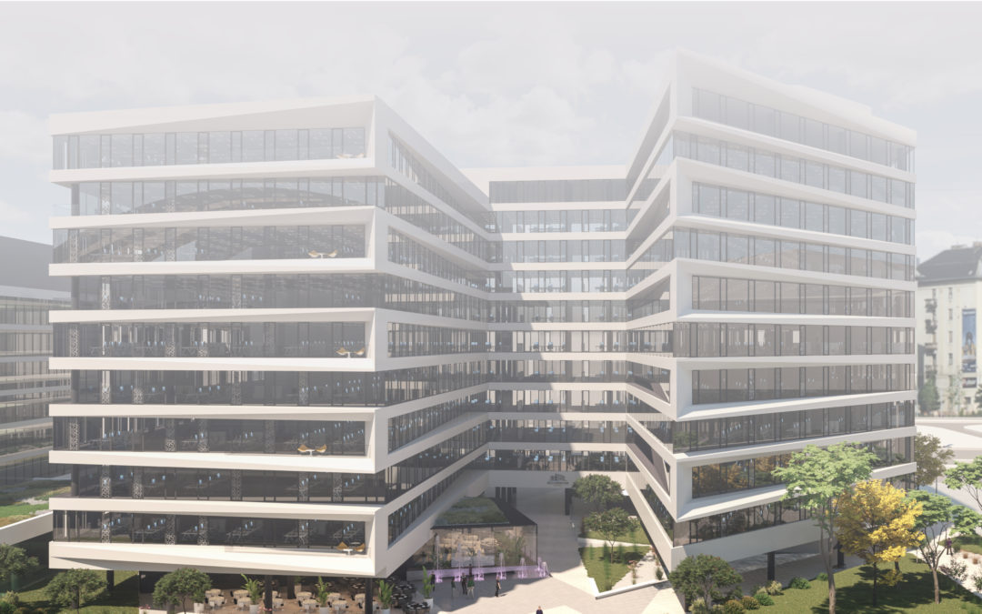 Colliers is appointed as priority leasing agency for trigranit's millennium gardens office building