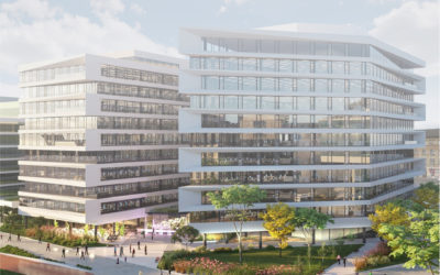 Colliers appointed as priority leasing agency for Trigranit's Millennium Gardens office building